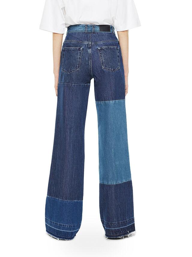 Diesel - TYPE-1903P, Blu - Jeans - Image 2