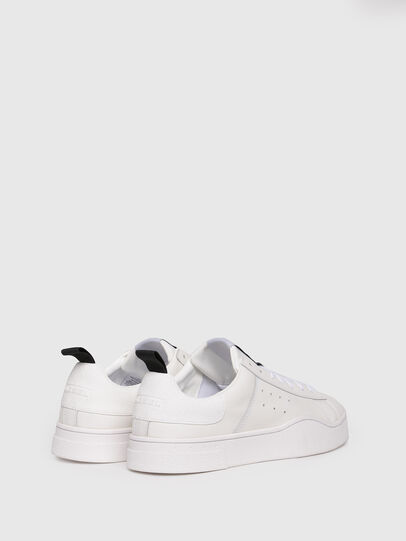 Diesel - S-CLEVER LOW, Bianco - Sneakers - Image 3