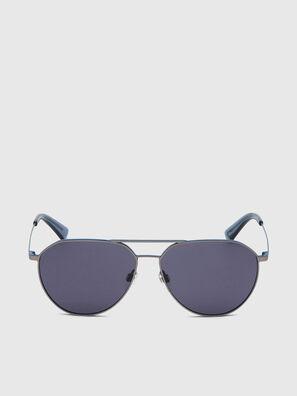 DL0296, Azzurro - Occhiali da sole