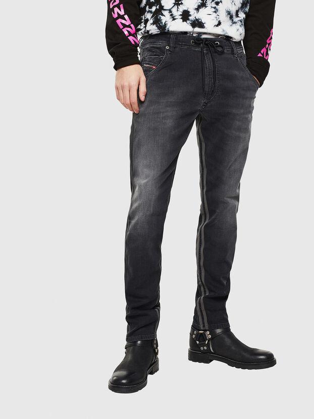 Krooley JoggJeans 0094Q, Nero/Grigio scuro - Jeans