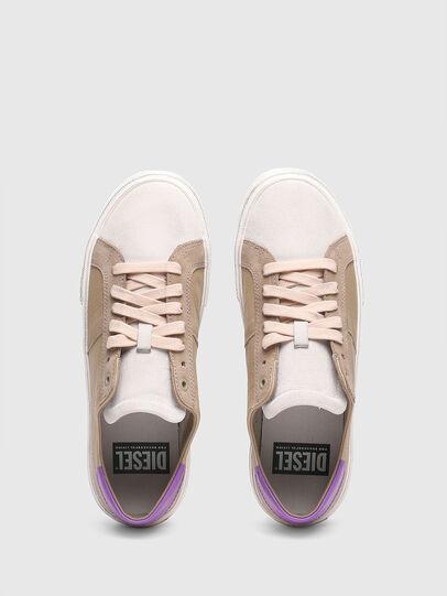 Diesel - S-MYDORI LC W, Beige - Sneakers - Image 5