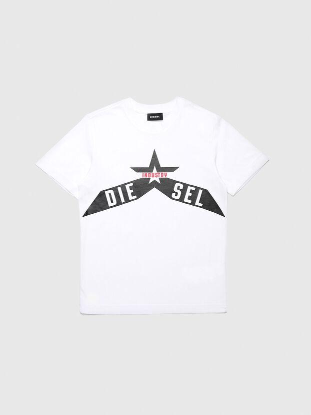 TDIEGOA7, Bianco - T-shirts e Tops