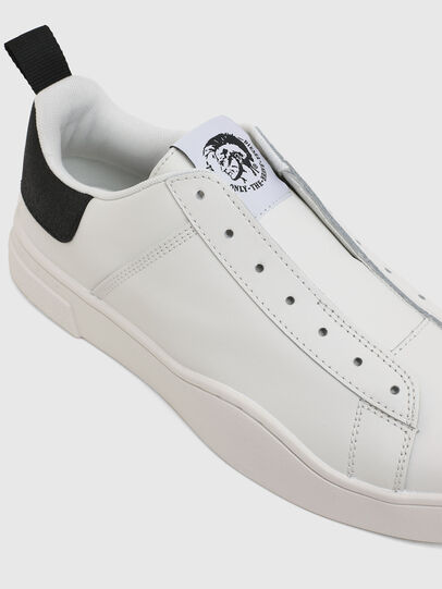 Diesel - S-CLEVER SO, Bianco/Nero - Sneakers - Image 4