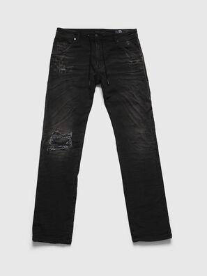 CL-Krooley-T-CB JoggJeans 069PK, Nero - Jeans