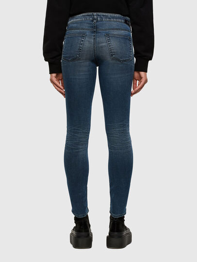 Diesel - D-Ollies JoggJeans® 069NM, Blu medio - Jeans - Image 2