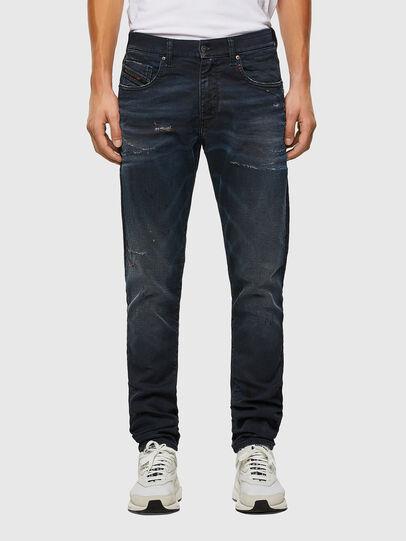 Diesel - D-Strukt JoggJeans® 069QH, Blu Scuro - Jeans - Image 1
