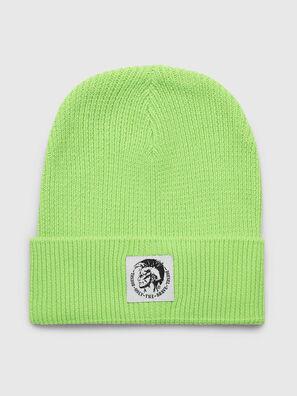 K-CODER, Verde Fluo - Cappelli invernali