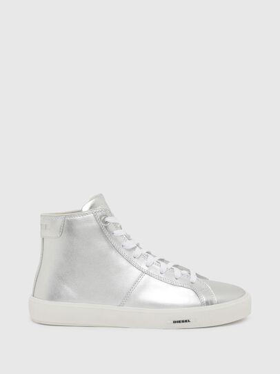 Diesel - S-MYDORI MC W, Argento - Sneakers - Image 1