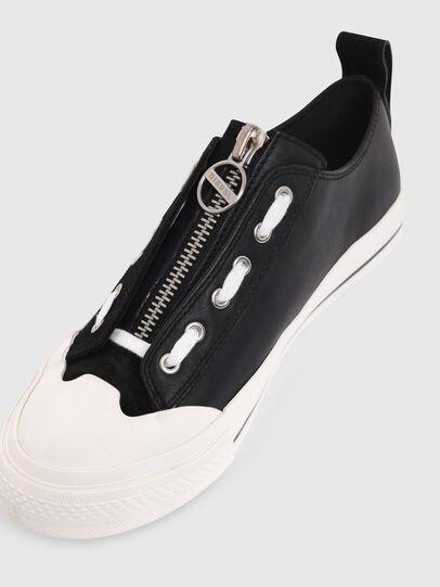 Diesel - S-ASTICO LZIP W, Nero - Sneakers - Image 5