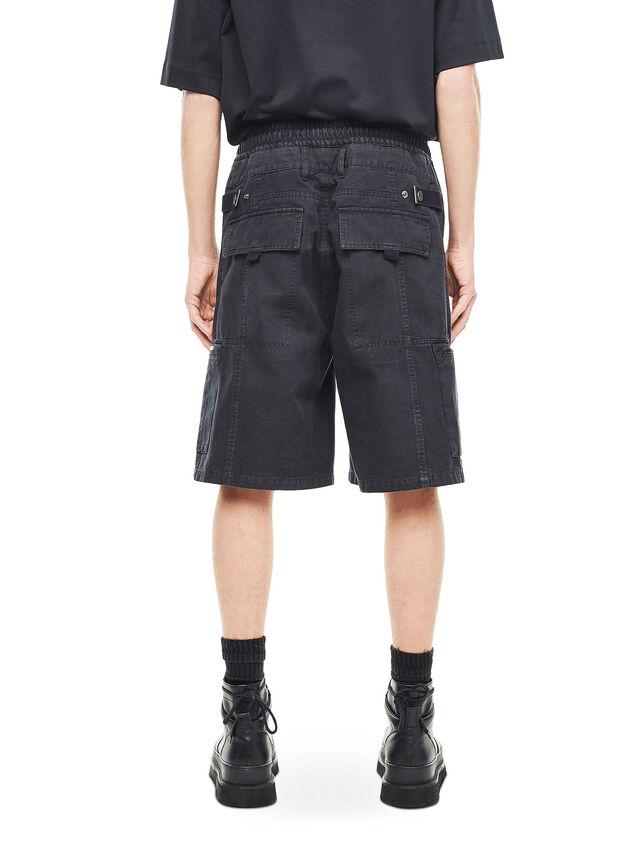 Diesel - PHILOS, Nero - Shorts - Image 2