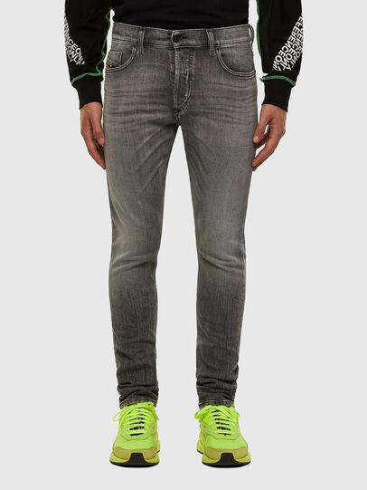 Diesel - Tepphar 009FP, Grigio Chiaro - Jeans - Image 1