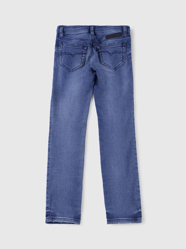 Diesel - SKINZEE-LOW-J-N JOGGJEANS, Blu Jeans - Jeans - Image 2