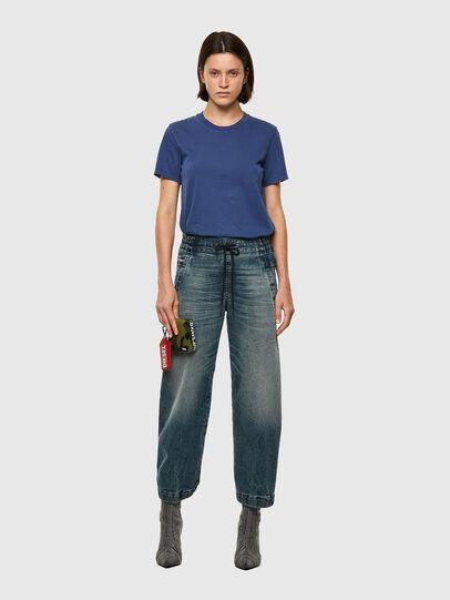 Diesel - Krailey JoggJeans® 069YG, Blu medio - Jeans - Image 6