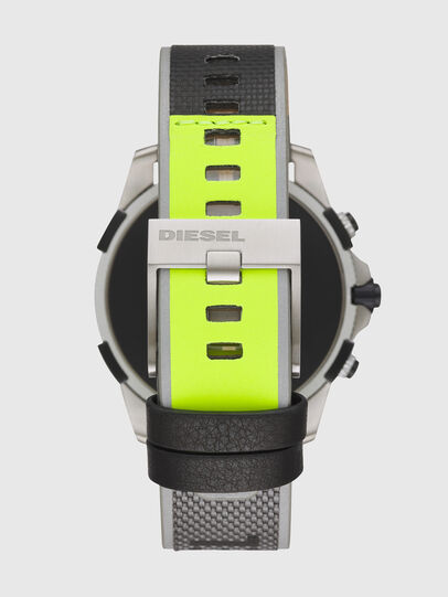 Diesel - DT2012, Grigio/Nero - Smartwatches - Image 3