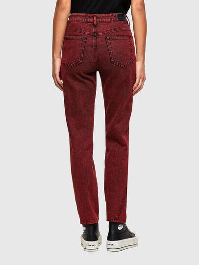Diesel - D-Joy 009RJ, Rosso - Jeans - Image 2