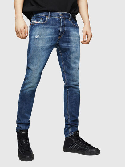 Diesel - Tepphar 0870H, Blu medio - Jeans - Image 1