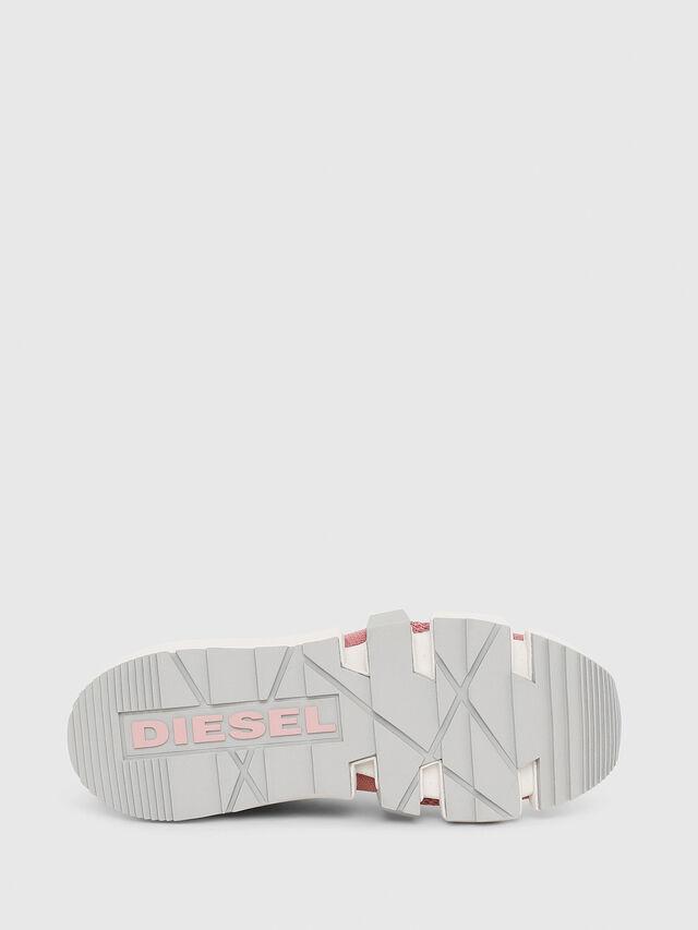 Diesel - H-PADOLA NET W, Rosa - Sneakers - Image 5