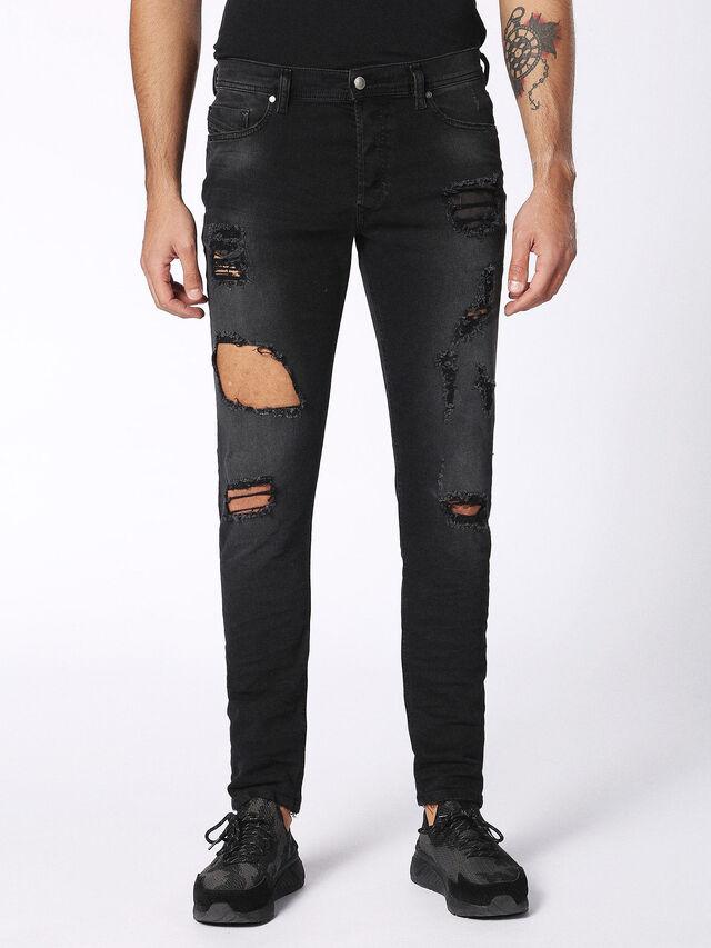 TEPPHAR 084PP, Nero Jeans