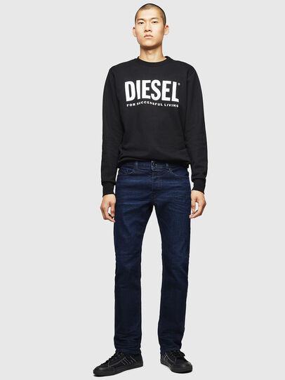Diesel - Waykee 0860Z, Blu Scuro - Jeans - Image 5