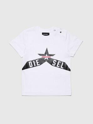 TDIEGOA7B, Bianco - T-shirts e Tops