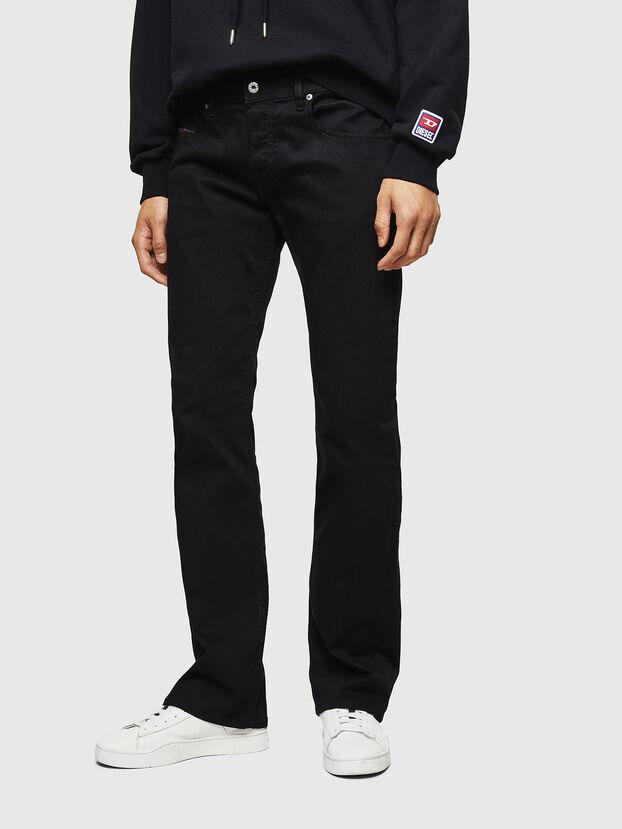 Zatiny 0688H, Nero/Grigio scuro - Jeans