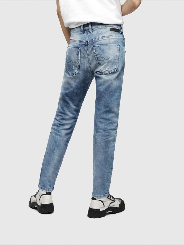 Diesel - Krailey JoggJeans 080AS, Blu medio - Jeans - Image 2