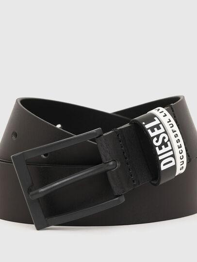 Diesel - B-ELEN, Nero - Cinture - Image 2