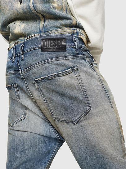 Diesel - D-Vider 084AQ, Blu Chiaro - Jeans - Image 5