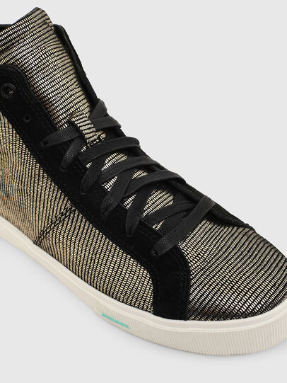 Diesel - S-MYDORI MC W, Grigio/Nero - Sneakers - Image 5