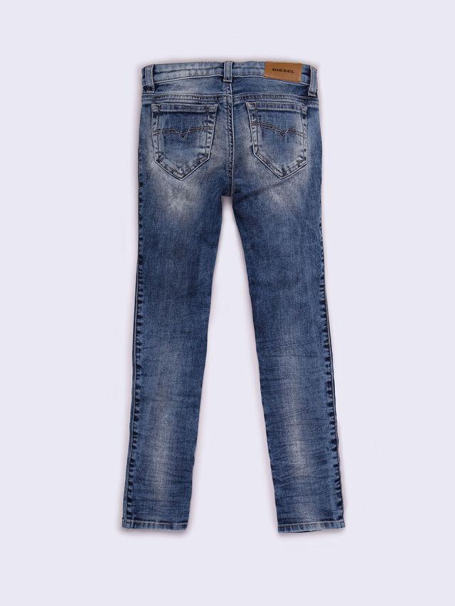 SKINZEE-LOW-J-N, Blu Jeans