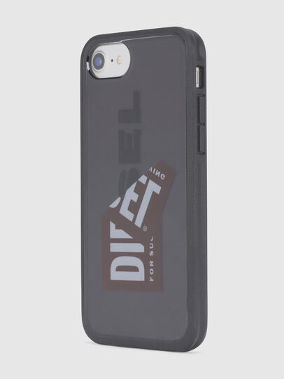 Diesel - STICKER IPHONE 8 PLUS/7 PLUS/6s PLUS/6 PLUS CASE, Nero - Cover - Image 5