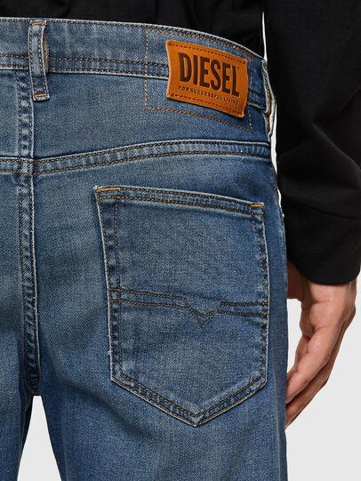 Diesel - Buster 009EI, Blu medio - Jeans - Image 4
