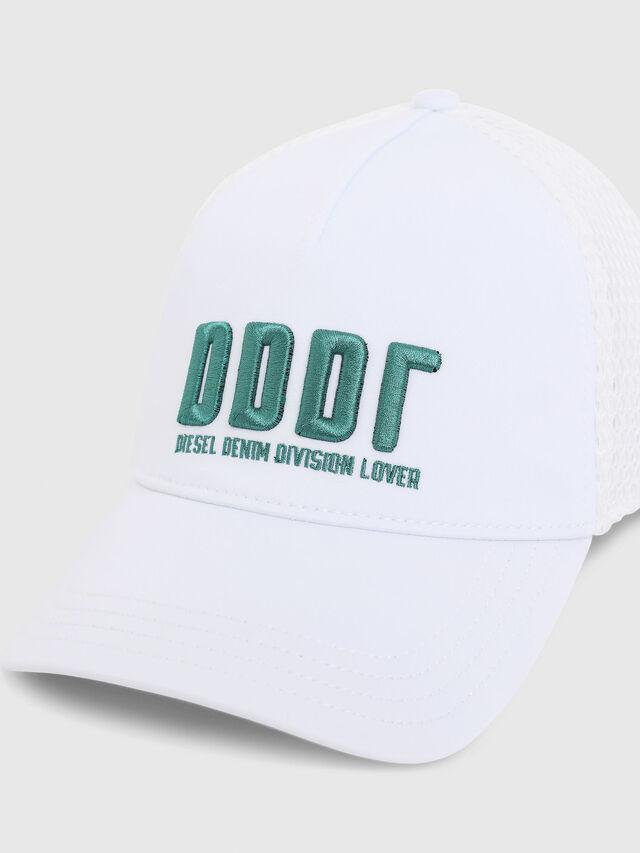 Diesel - C-DDDR, Bianco - Cappelli - Image 3