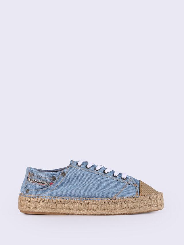 EXPODRILLAS LC W, Blu Jeans
