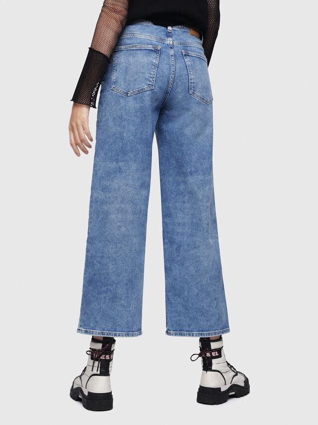 Diesel - Widee 087AR, Blu Chiaro - Jeans - Image 2