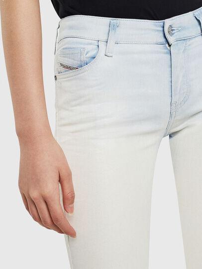 Diesel - Slandy 009AV, Blu Chiaro - Jeans - Image 3