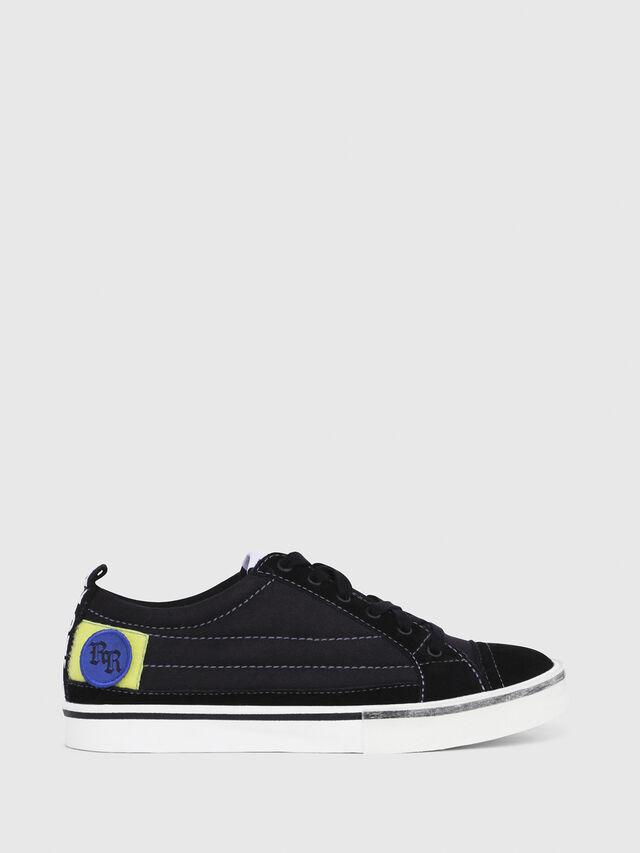 Diesel - D-VELOWS LOW PATCH W, Nero - Sneakers - Image 1