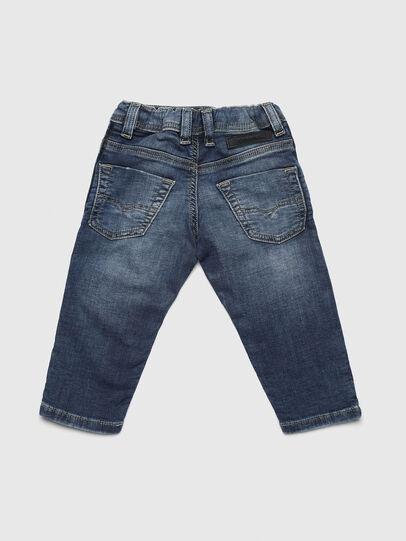 Diesel - KROOLEY JOGGJEANS-B-N, Blu medio - Jeans - Image 2