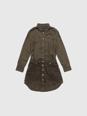 DESYZ, Verde Militare - Vestiti
