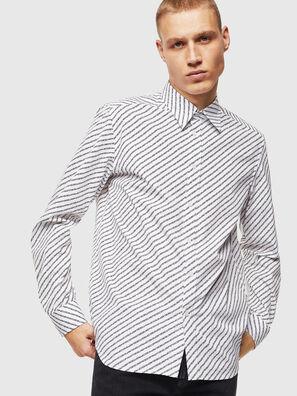 S-PENN-COPY, Bianco - Camicie