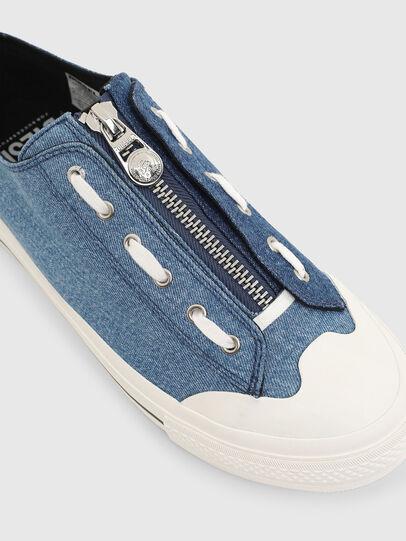 Diesel - S-ASTICO LZIP, Blu - Sneakers - Image 4