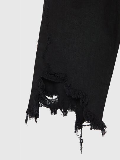 Diesel - D-KRASY, Nero - Shorts - Image 5