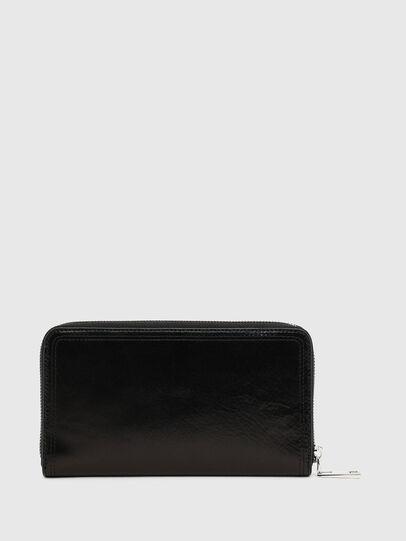 Diesel - GRANATO LC, Nero - Portafogli Con Zip - Image 2