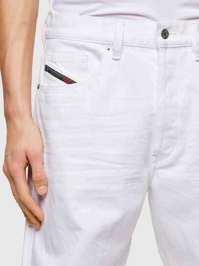 Diesel - D-Macs 0ABBY, Bianco - Jeans - Image 3