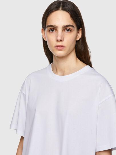 Diesel - T-BOWBOW, Bianco - T-Shirts - Image 3