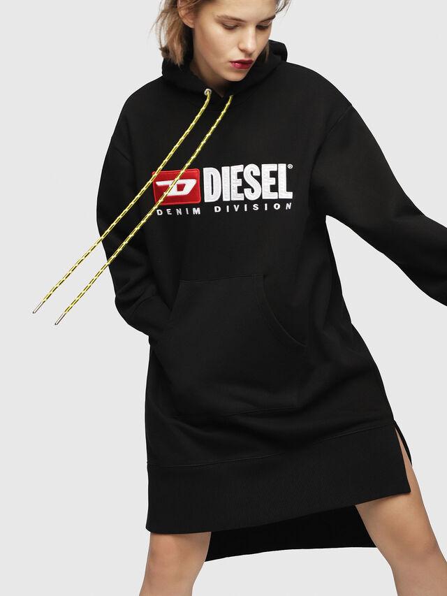 Diesel - D-ILSE-C, Nero - Vestiti - Image 3