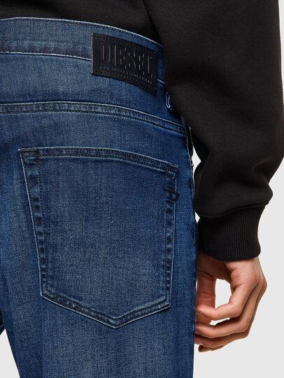 Diesel - D-Fining 069SF, Blu Scuro - Jeans - Image 3