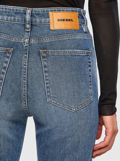 Diesel - D-Eiselle 009CZ, Blu medio - Jeans - Image 4