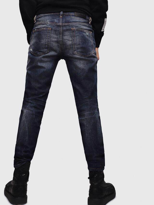 Diesel - D-Strukt 089AL, Blu Scuro - Jeans - Image 2