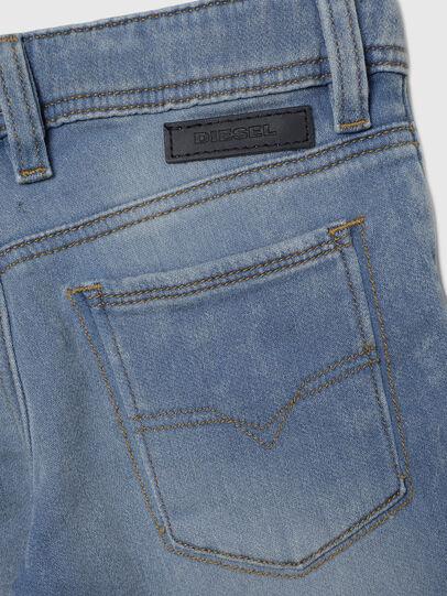 Diesel - SLEENKER-J JOGGJEANS-N, Blu - Jeans - Image 4